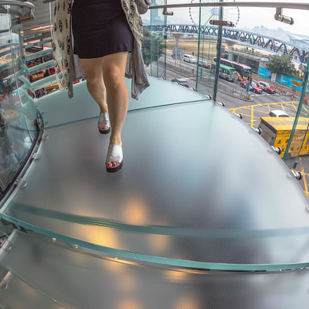 stairway to Apple Store, Canon EOS 5D MARK IV, Canon EF 8-15mm f/4L Fisheye USM