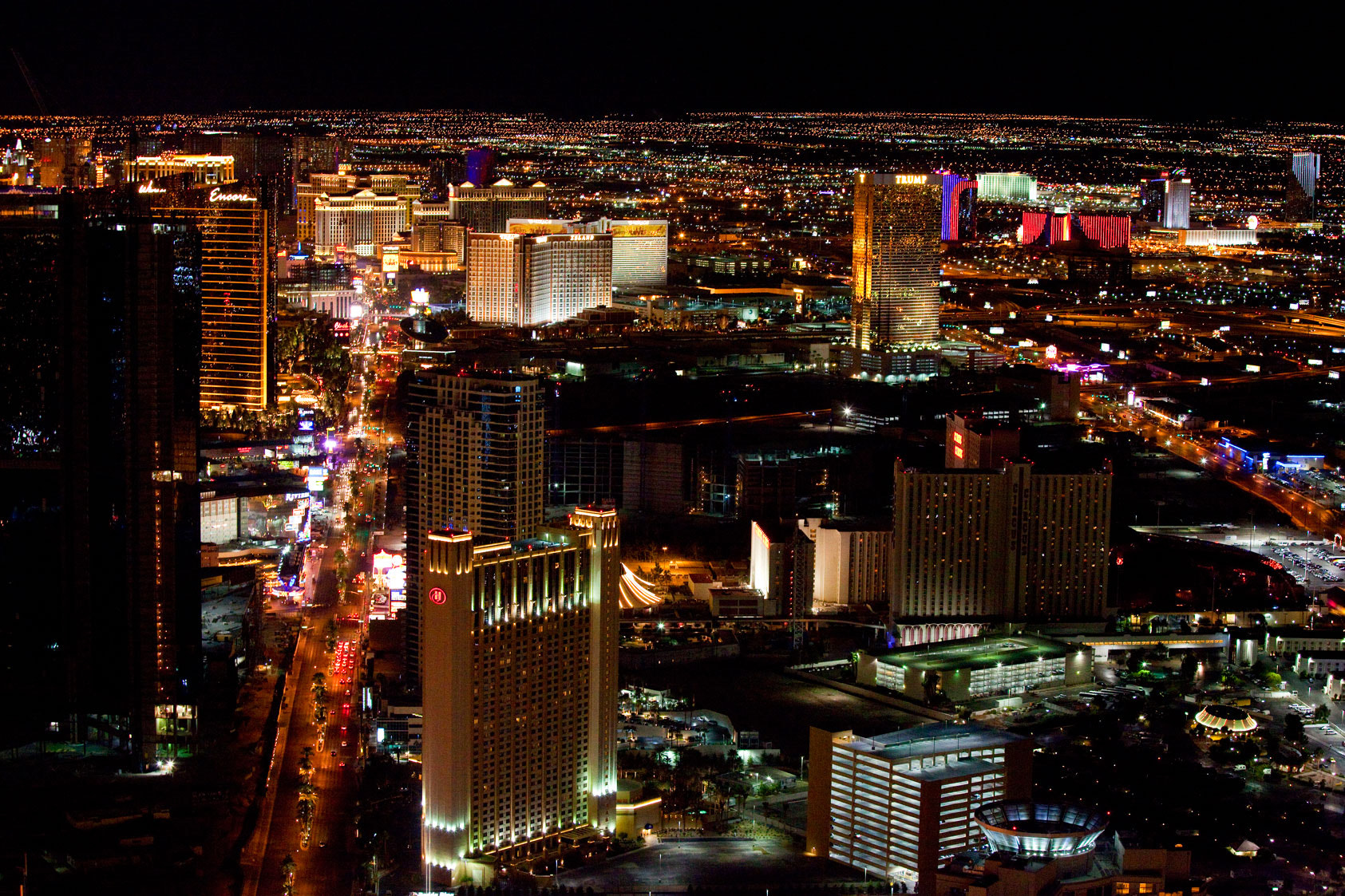 Photograph LV View by Layne Freedle on 500px