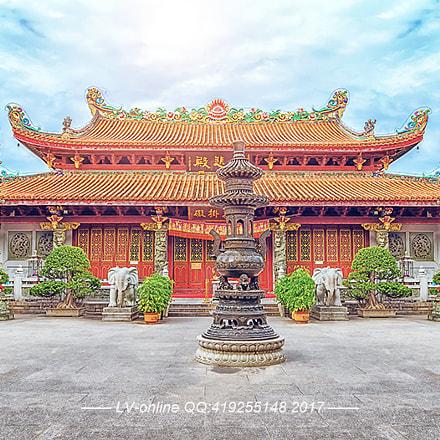 中国广东潮州开元寺