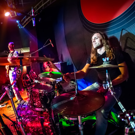 playing drums, Canon EOS 5D MARK III, Canon EF 15mm f/2.8 Fisheye