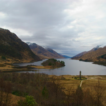 Glenfinnan, Canon EOS 20D, Canon EF-S 17-85mm f/4-5.6 IS USM