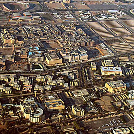 Aerial view of Jeddah, Canon POWERSHOT A2300