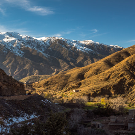 In the High Atlas, Sony ILCA-68, Sony DT 16-105mm F3.5-5.6 (SAL16105)