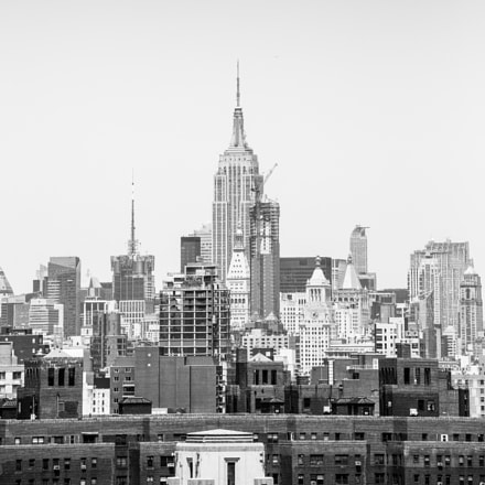 Empire State Building 2, Canon EOS 5D MARK III, Canon EF 70-200mm f/4L IS