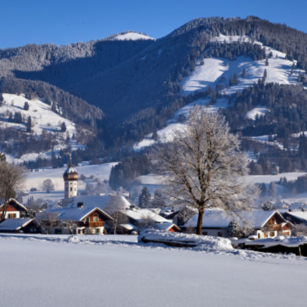 winter village, Canon EOS 6D, Canon EF24-105mm f/4L IS II USM