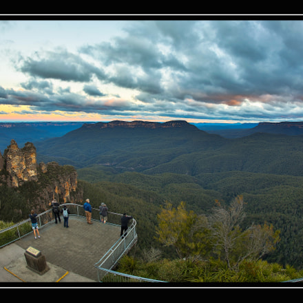Blue mountains, Canon EOS 5D MARK III, Canon EF 15mm f/2.8 Fisheye