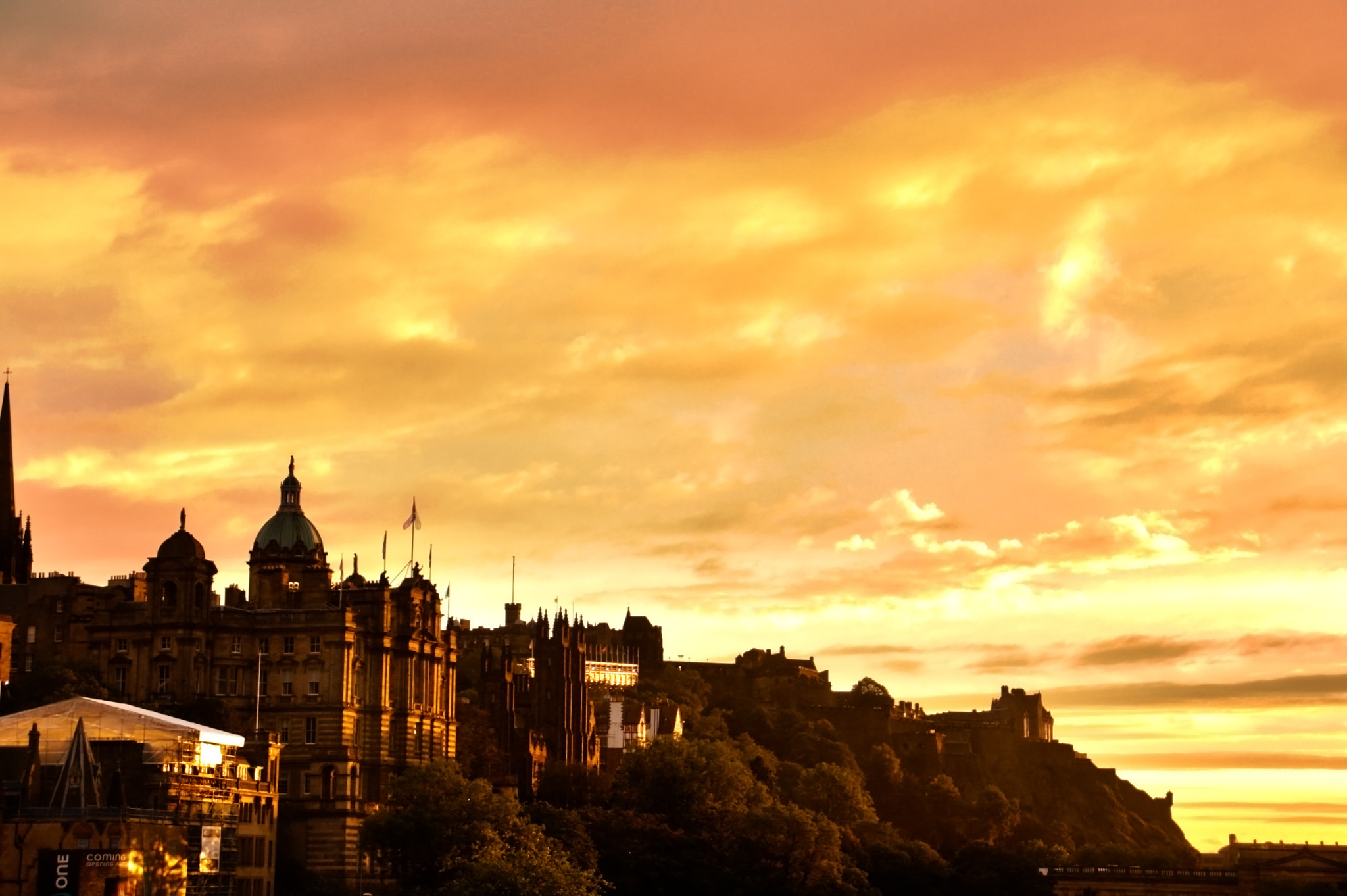 Photograph Golden Edin by Jan W on 500px