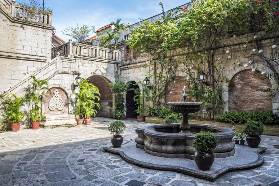 Casa Manila Yard