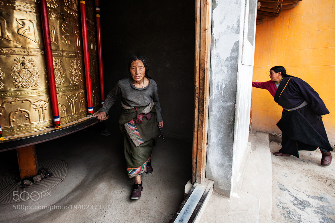 Photograph Tibetan Monastery by Marina Sorokina on 500px
