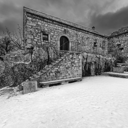 Fortress, Canon EOS 700D, Sigma 8-16mm f/4.5-5.6 DC HSM