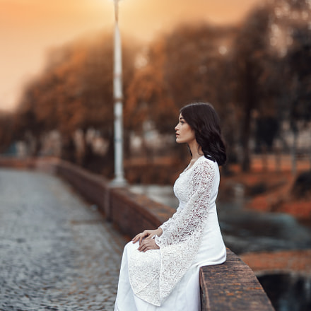 Waiting for the sunset, Canon EOS 5D MARK III, Canon EF 85mm f/1.2L