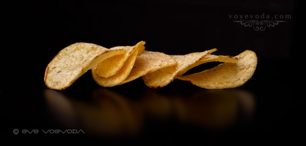 Photograph Potato chips by Eve Voyevoda on 500px