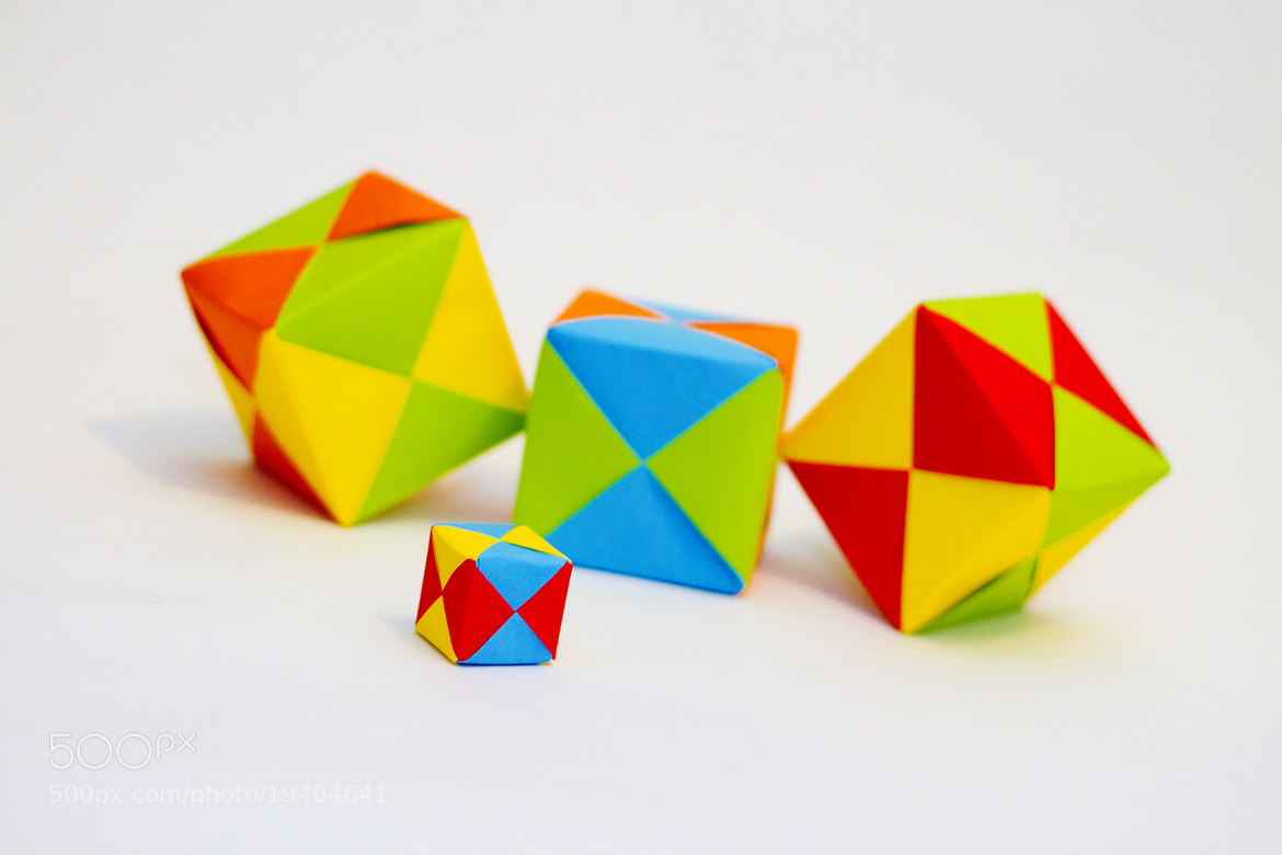 Photograph Origami by Arvis PhotoBeam on 500px