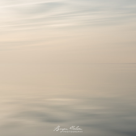 Lake Erie Abstract, Sony ILCE-7RM2, Sony 70-400mm F4-5.6 G SSM (SAL70400G)