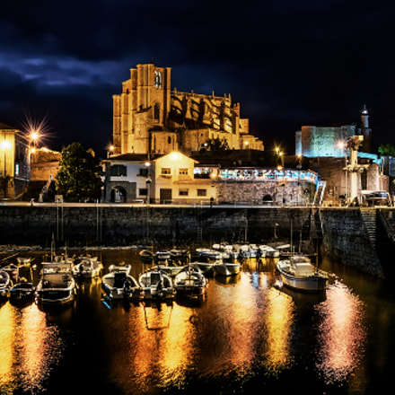 Catedral y faro