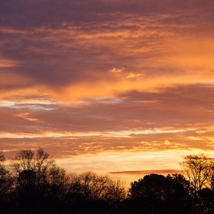 Sunrise, Canon EOS 7D, Canon EF 28-300mm f/3.5-5.6L IS