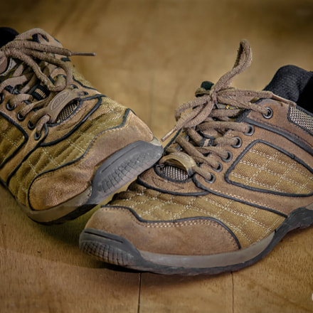 Only Old Boots, Canon EOS 1000D, Canon EF-S 55-250mm f/4-5.6 IS II