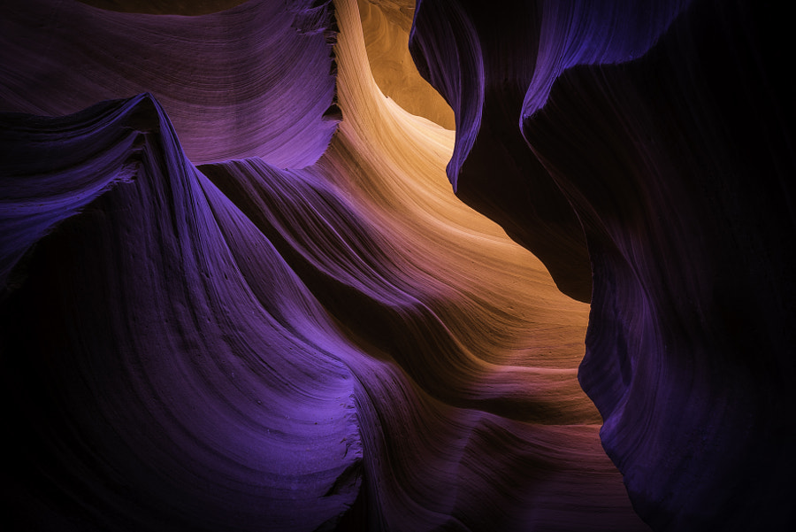 Lower Antelope Canyon X