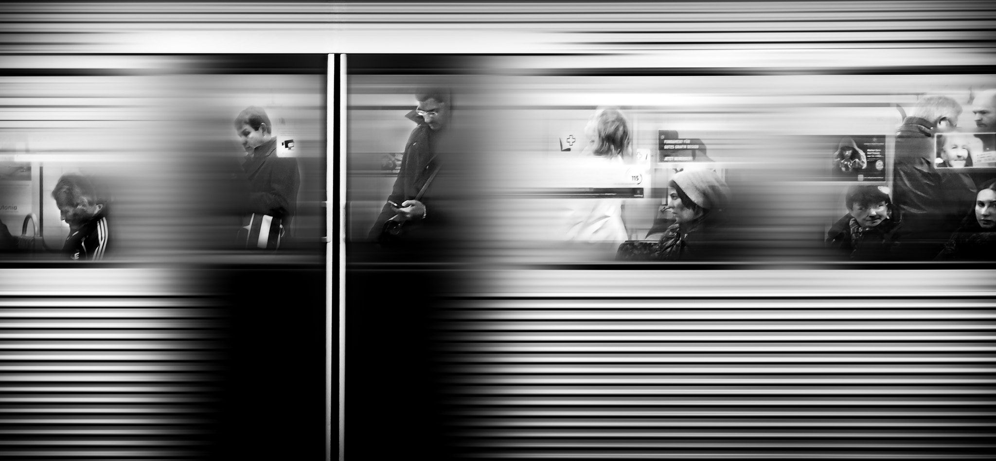 Photograph In the TRAIN by Kai Nicolas  Schaper on 500px
