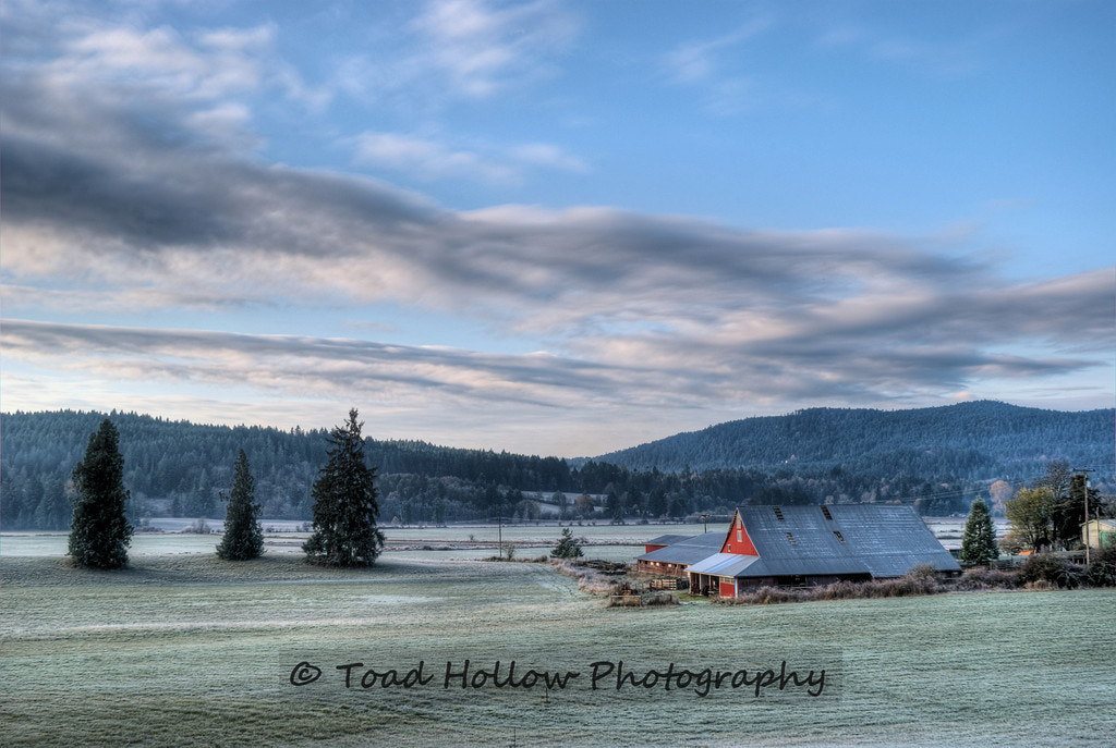 Photograph The Fog Of Winter by Toad Hollow Photography on 500px