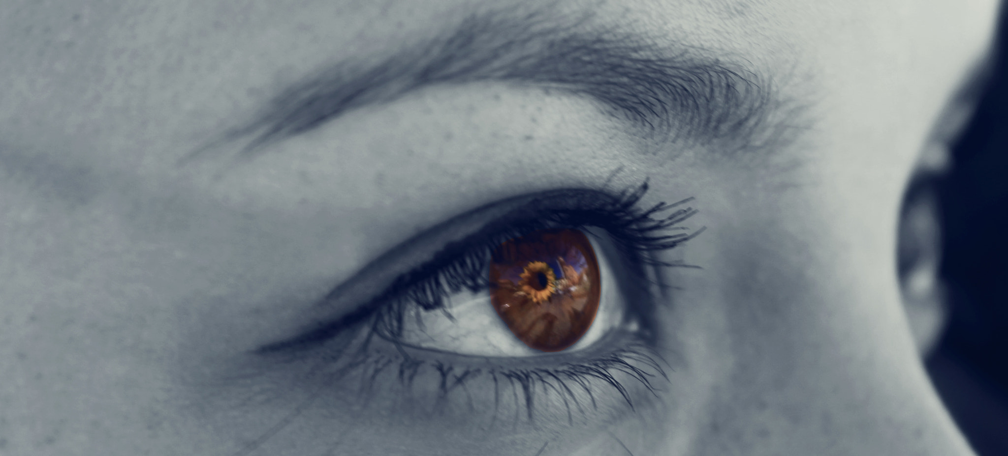 Photograph Anny's eye. by Tim Torner on 500px