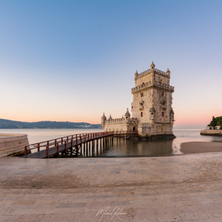 Belem Tower, Nikon D7100, Sigma 8-16mm F4.5-5.6 DC HSM