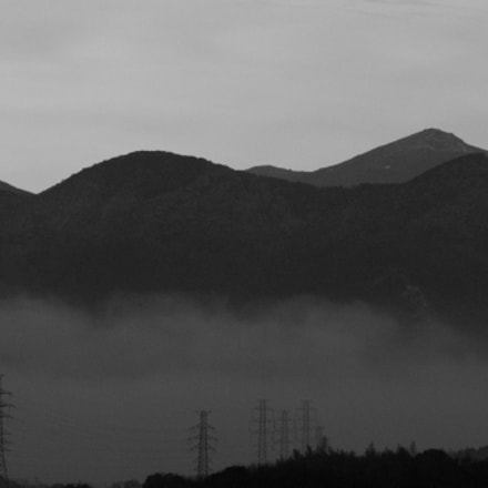 a sight with fog, Canon EOS 7D, Sigma 18-200mm f/3.5-6.3 DC OS HSM [II]
