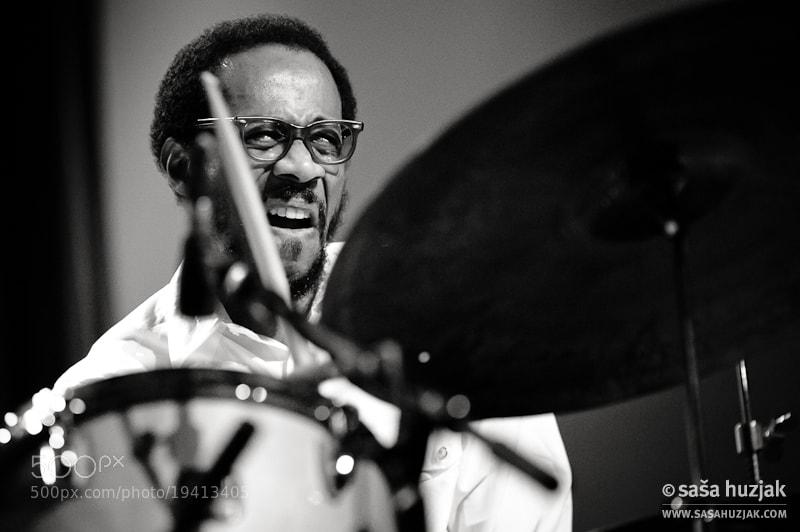 Photograph Brian Blade (Chick Corea Trio) by Saša Huzjak on 500px