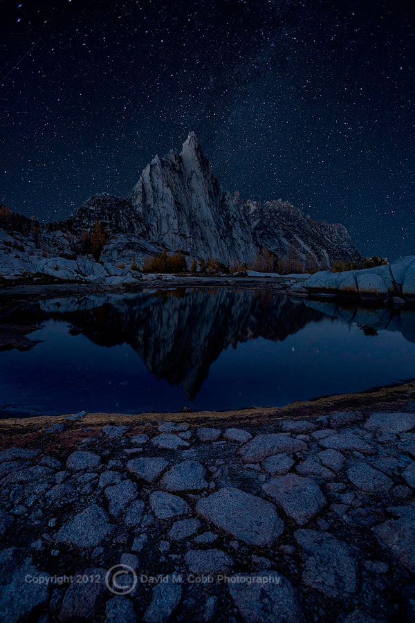 Photograph Stars Over Prusik by David Cobb on 500px