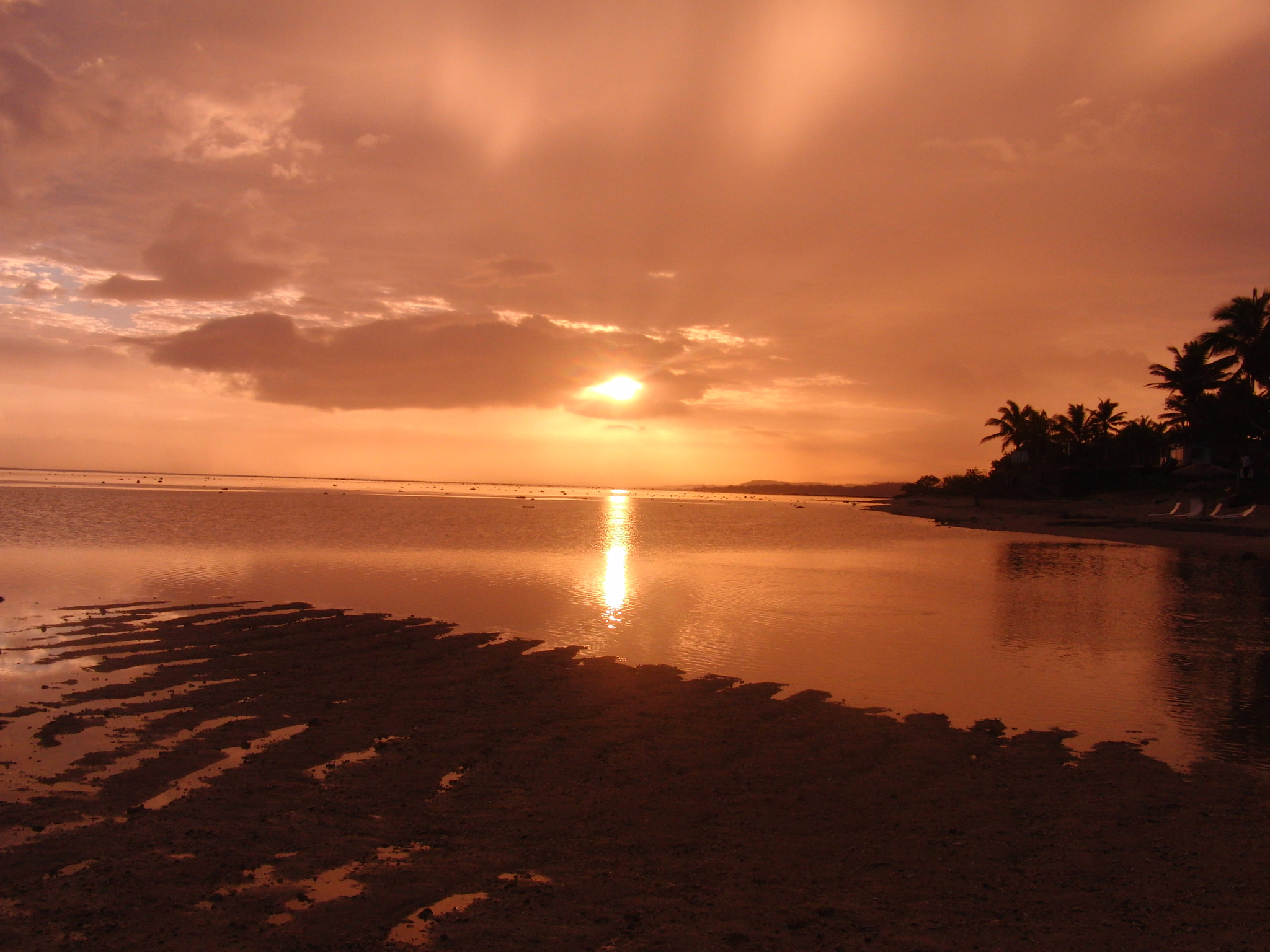 Photograph Sunset in Fiji by Yury Petrov on 500px