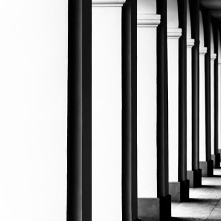 Columns, Canon EOS 600D, Canon EF-S 18-135mm f/3.5-5.6 IS