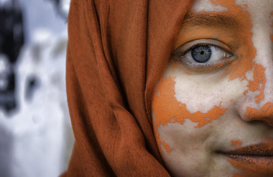 blue orange by Zied Mnif on 500px