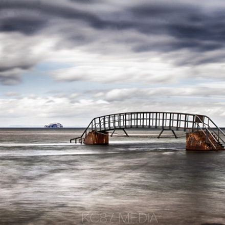 Bridge to Nowhere, Nikon D90, Sigma 18-50mm F3.5-5.6 DC