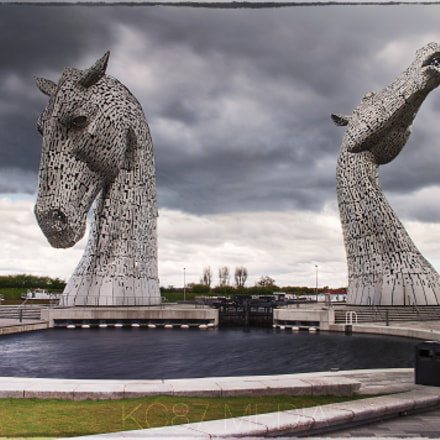 Kelpies (graded unit), Nikon D90, Sigma 18-50mm F3.5-5.6 DC