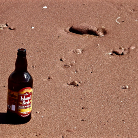 Red sand red beer, Fujifilm FinePix S4000