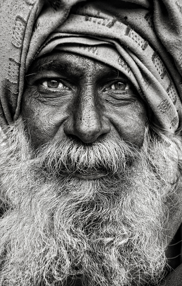 Photograph Street portrait by Mark Smart on 500px