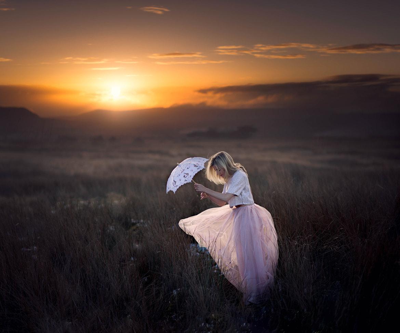 Dreamy sunset ll