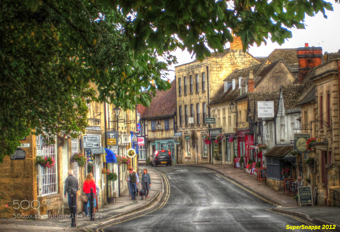 Photograph Winchcombe High Street by Super Snappz on 500px