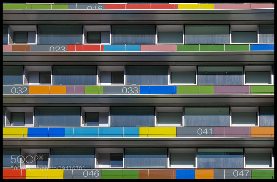 Photograph Colors and numbers by Daniel Romero Rodríguez on 500px
