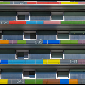 Colors and numbers by Daniel Romero Rodríguez (danimero)) on 500px.com