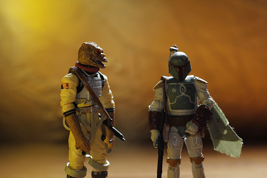 Photograph Boba and Bossk by Fer Malamirada on 500px