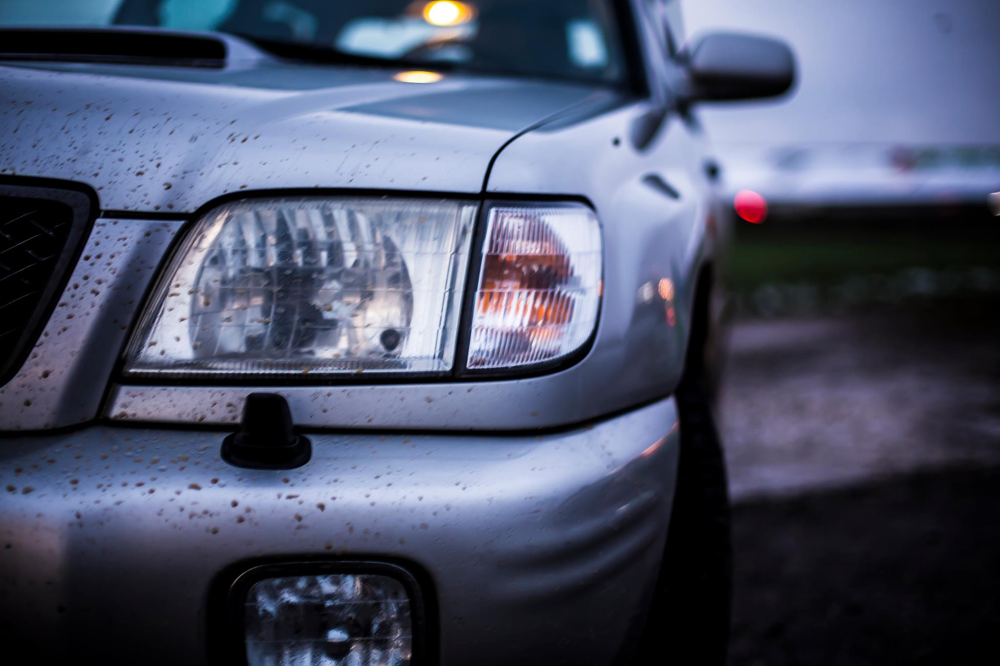 Photograph Subaru Forester by Dominic Kurz on 500px