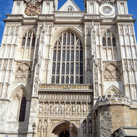 Westminster Abbey, Sony DSC-W520