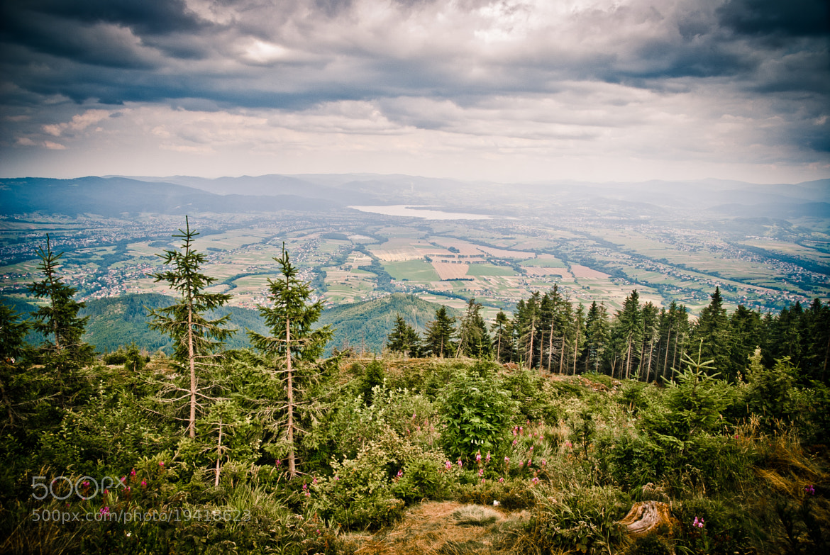 Photograph Silesian Beskids by Pawel Bak on 500px