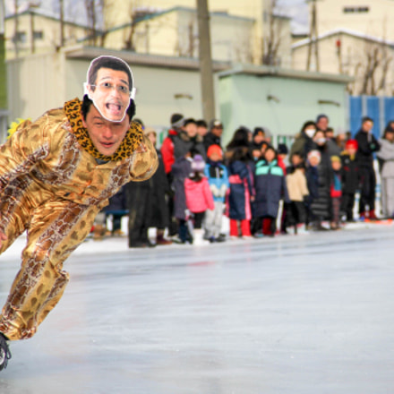 PPAP on Ice, Canon EOS 60D, Canon EF-S 18-135mm f/3.5-5.6 IS