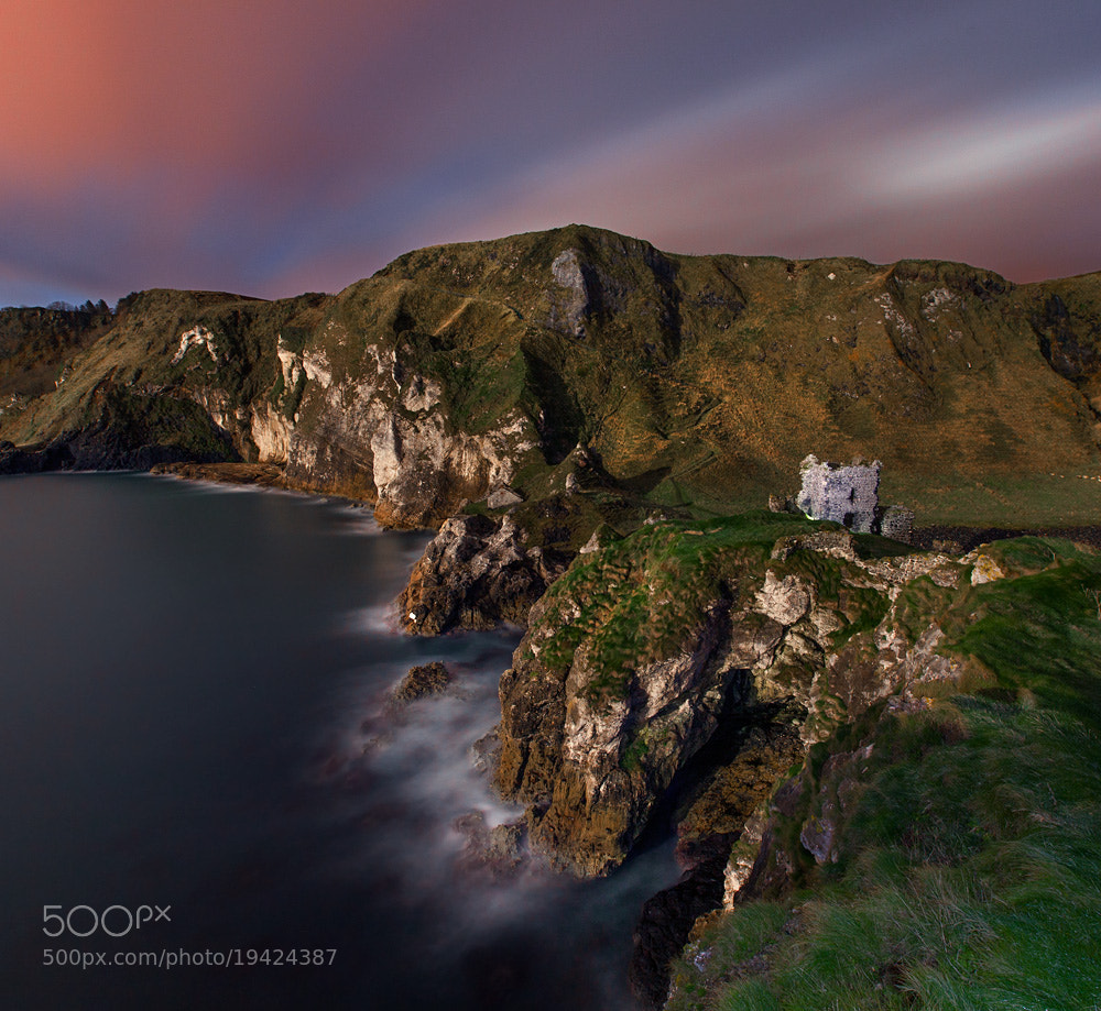 Photograph Moonlight on Kinbane by Stephen Emerson on 500px