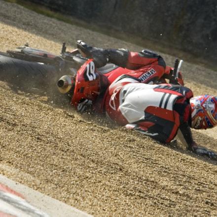 racing can be dangerous