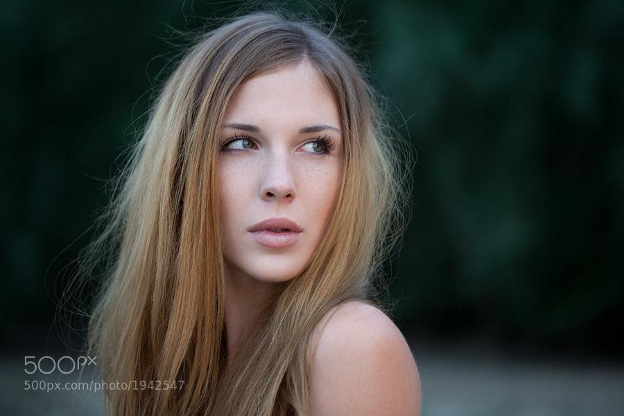 Photograph Iris XLV by Jochen Dreess on 500px