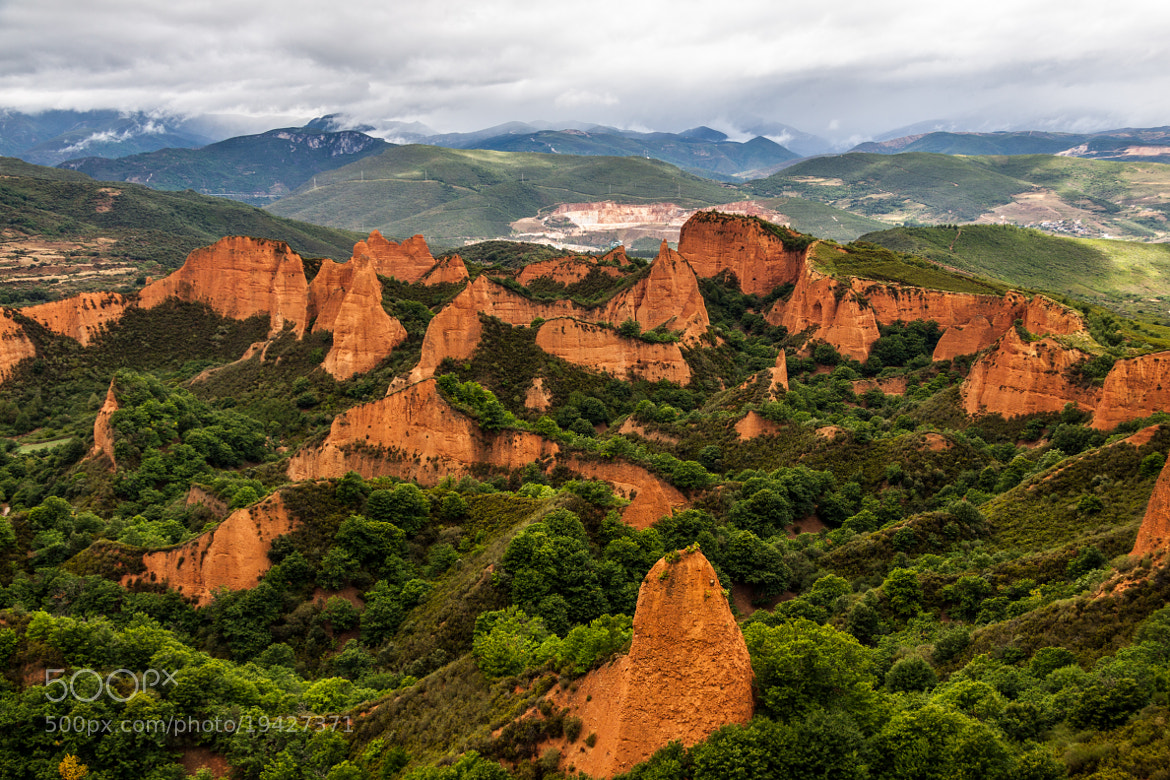 Photograph Médulas by Andres Guerrero on 500px