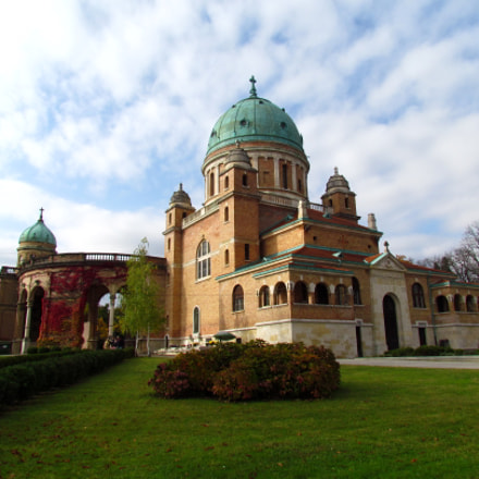 Mirogoj, Canon POWERSHOT SX30 IS
